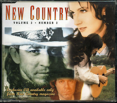 New Country Volume 3 Number 2 by Various Artists (CD, 1996, New Country)