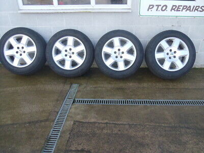 landrover discovery 2/3 wheels and tyres
