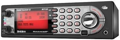 Uniden BCT15X-BearTracker Scanner With 9,000 Channels  BRAND NEW !!!!