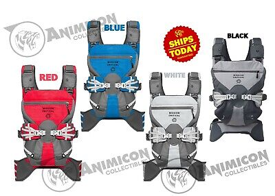 285ca520881 Mission Critical BABY CARRIER System 02 Baseline Kit Dad   RED BLUE WHITE  BLACK