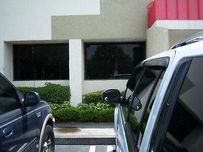 """SUPERLIMO BLACK 3% WINDOW TINT FILM 24"""" BY 30 ft ROLL  THE DARKEST FILM WE SELL"""