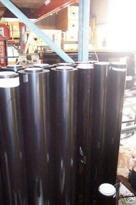 DARK 18% Charcoal TINT window film 30x100' EXCELLENT QUALITY HIGH PERFORMANCE!