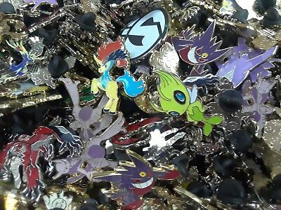 Pokemon Pin Lot of 12 RANDOM Collector Pins - All Different - NO DUPLICATES !!!