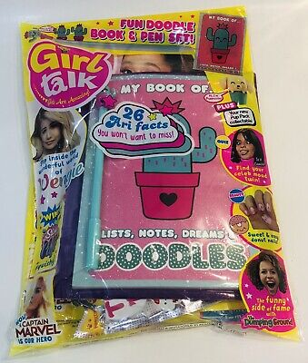 Girl Talk Magazine #626 With AMAZING FREE GIFTS!! (NEW)