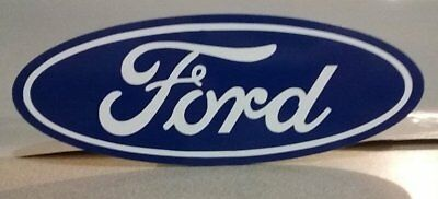 Ford Promo Sign from dealer , 3mm thick aluminium , FREE SHIPPING