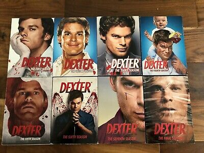 Dexter: The Complete Series Seasons 1- 8 (DVD, 2013, 32 - Disc Set)