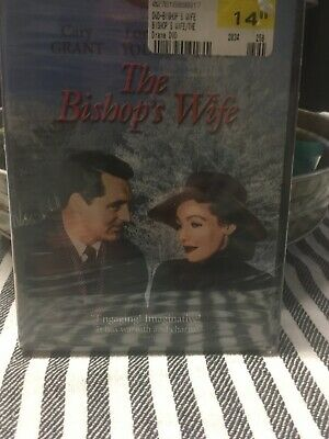 The Bishops Wife 1947, Cary Grant, Loretta Young (DVD, 2001, Vintage Classics)