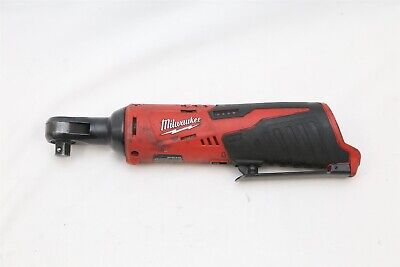 """Milwaukee 2457-20 M12 12v 3/8"""" Drive Cordless Ratchet (Tool Only)"""