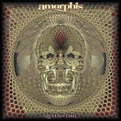 AMORPHIS - Queen Of Time - With 2 Bonus Tracks (2018) CD