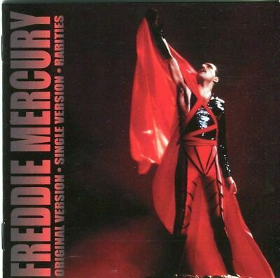 FREDDIE MERCURY (Queen) - Original Version Single Version Rarities (2018) 2CD