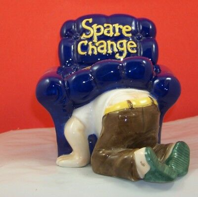 """""""SPARE CHANGE"""", COIN BANK, Boston Warehouse Trading Corp."""
