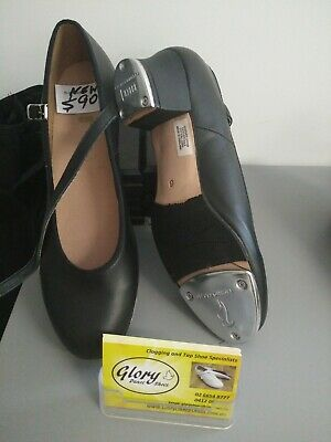 Ladies Bloch Tap Dance Shoes Black Size 8  Brand New in Box