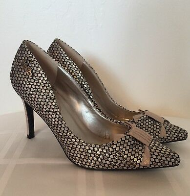 Ruby Shoo NEW Erika pewter grey floral high heel shoes ankle boots sizes 3-9