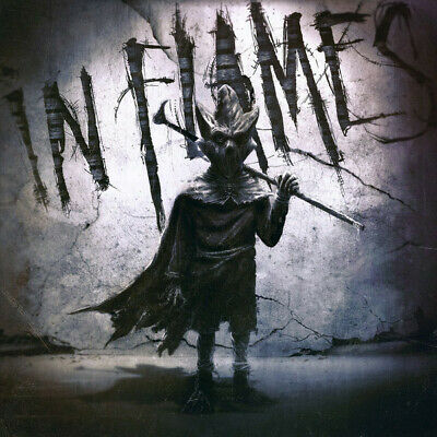 IN FLAMES - I, The Mask - With 1 Bonus Track (2019) CD