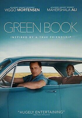 GREEN BOOK   <   DVD   >   *New *Factory Sealed