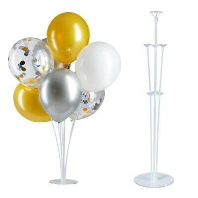 1 Set Balloon Column Stand Frame Builder Kits for Birthday Wedding Decorations