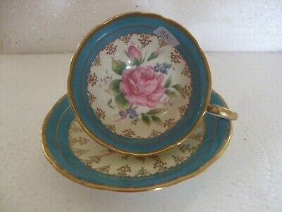 Beautiful Aynsley Cup And Saucer