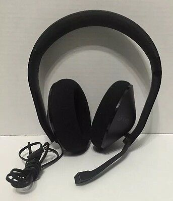 Microsoft Xbox One Official Stereo Headset with NO Headset Adapter
