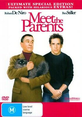 Meet The Parents Ultimate Special Edition DVD 2006 Brand New Sealed