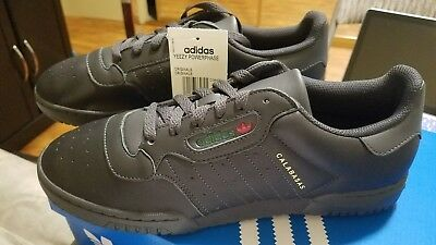 b5990c495c1 Brand New Authentic Adidas Yeezy Powerphase Calabasas Core Black Men s Size  9.5