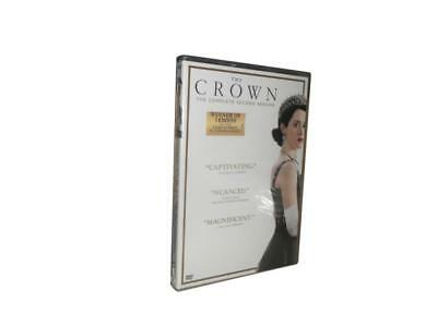 The Crown: Complete Second Season 2 (DVD, 2018, 4-Disc Set)