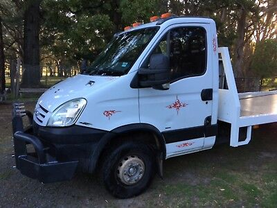 Iveco Tow Truck Tilt Tray 2007, 6518