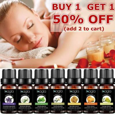 Inagla Aromatherapy Essential Oils Natural Pure Organic Essential Oil Fragrances
