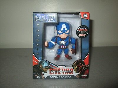 Marvel Captain America guerre civile métaux Pack de 2 été 2016 Convention Exclusive