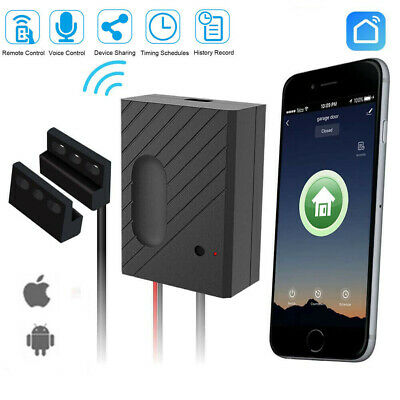 Wireless Smart Home Car Garage  Door Opener WiFi  Controller Switch Multi-user