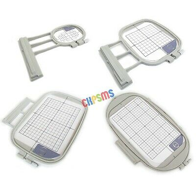 Embroidery Hoop Set fit for Brother1500 1500D 2200 2200D 2500D 2800D 4000D