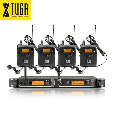 RW2080 MONO output In Ear Monitor System SR2050 Type for stage music Monitoring