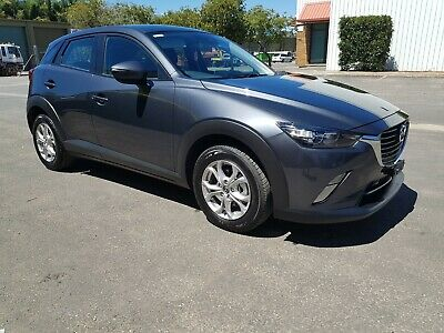 2018 Mazda CX3 automatic 18km not damaged ideal export drives like new car