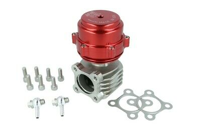Wastegate TiAL F46P, rot, 0,5 Bar