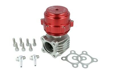 Wastegate TiAL F46P, rot, 1,0bar