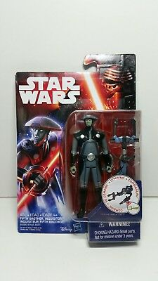 New Hasbro Star Wars The Force Awakens Figure The Fifth Brother Inquisitor