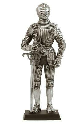 Medieval Armor- Maximilian Style Sword In Right Hand
