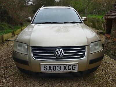 VW Passat 1.9 tdi Estate 130
