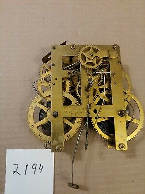 Welch Gingerbread/ Parlor Clock Movement