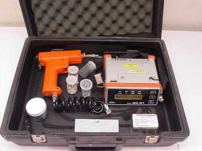 GasTech  4 Gas-Combustable Gas -Oxygen Monitor.  GX-91B / RP-5