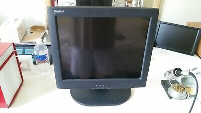 MicroTouch 3M Touch Screen Monitor 11-91375-225