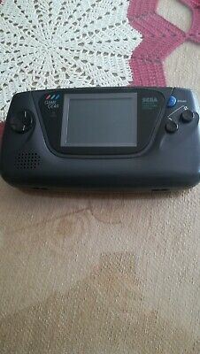 Consola game gear + Everdrive