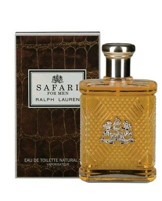 Ralph Lauren Safari EDT Spray 125ml Men's Perfume