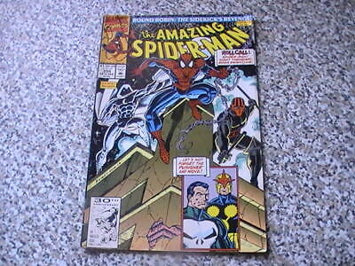 The Amazing Spider-Man # 356   Marvel Comics