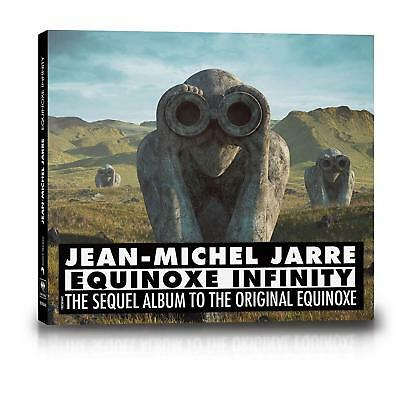 JEAN MICHEL JARRE - Equinoxe Infinity ( Limited ) (Digipack) NEW, SEALED !!!!