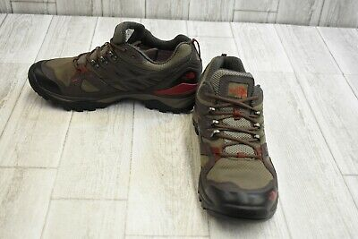 best website e95e9 7ec98 The North Face Hedgehog Fastpack Gore-Tex Hiking Shoes, Men s Size 10, Brown