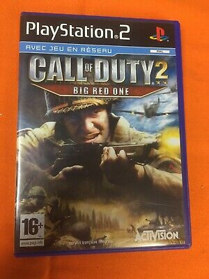 Jeu Ps2 Complet Call Of Duty 2