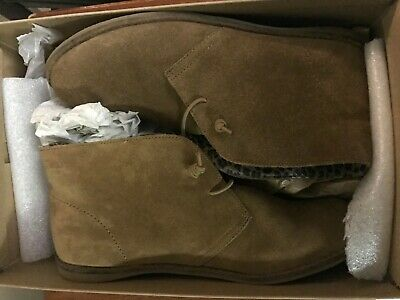 64b25fae7 LUCKY BRAND WOMEN'S Ashbee Chukka Boots Size 8M - New with box ...