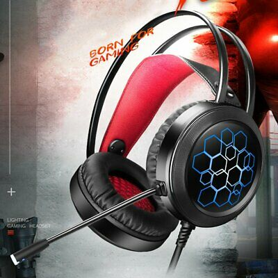 Subwoofer Esports Gaming Headset With Mic (Black) Connector Size - 3.5 MM U LD
