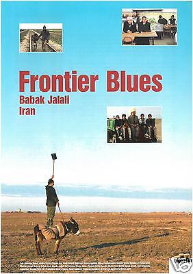 Frontier Blues - Babak Jalali - 2009 Iran - Filmposter A4