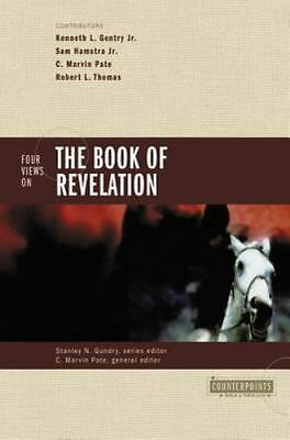 Four Views on the Book of Revelation - Marvin, Pate, C.